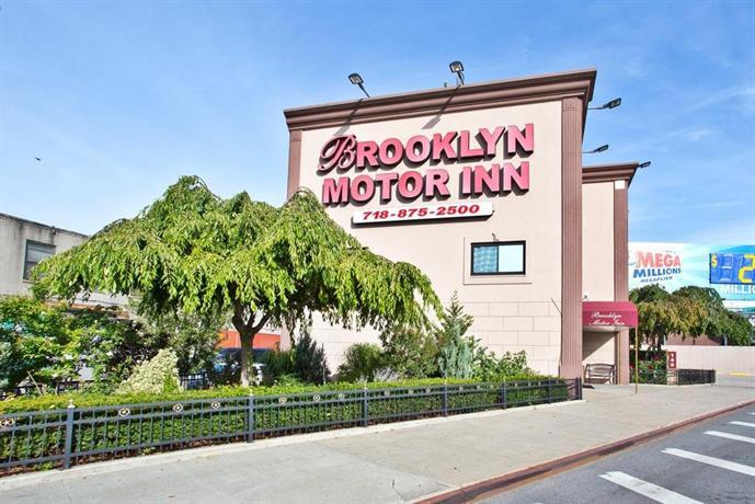 Brooklyn motor inn new york city compare deals for Motor inn brooklyn ny