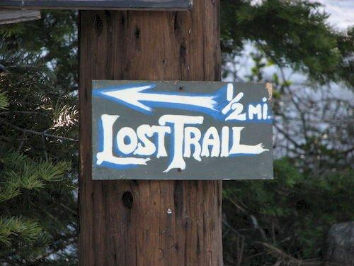 Lost Trail Lodge
