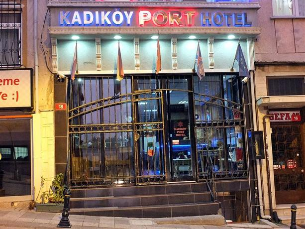 Kadikoy Port Hotel
