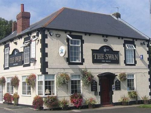 The Swan at Choppington