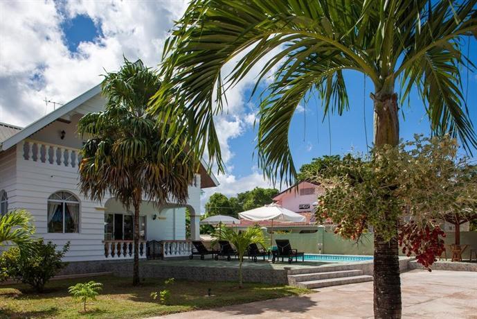 Villa Aya Grand Anse Praslin
