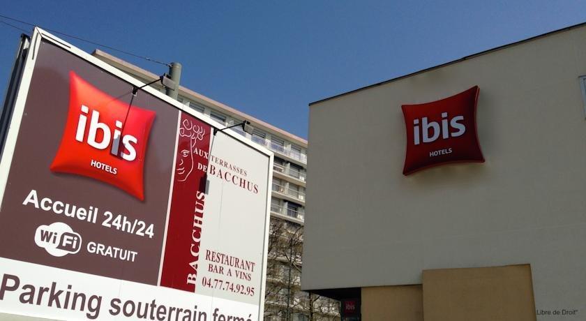 Hotel Ibis Saint Etienne La Terrasse Saint Etienne