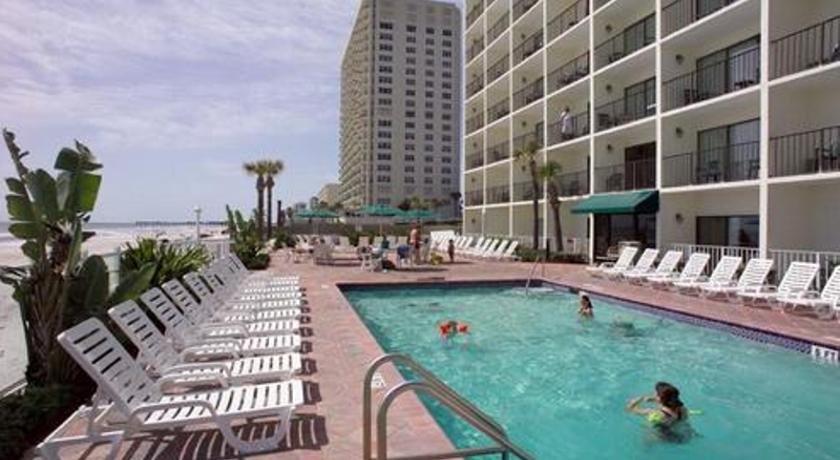 Daytona Beach Hi Seas Hotel