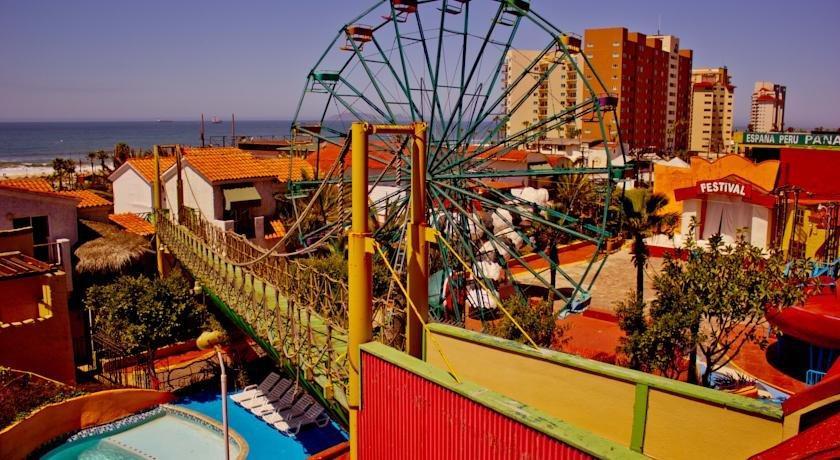Festival Hotel Rosarito Beach