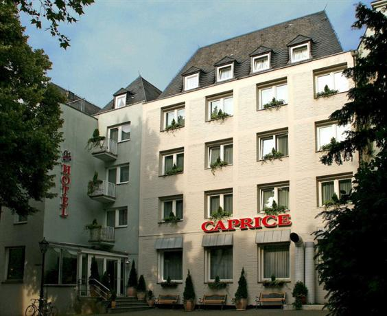 CityClass Hotel Caprice Am Dom - Superior