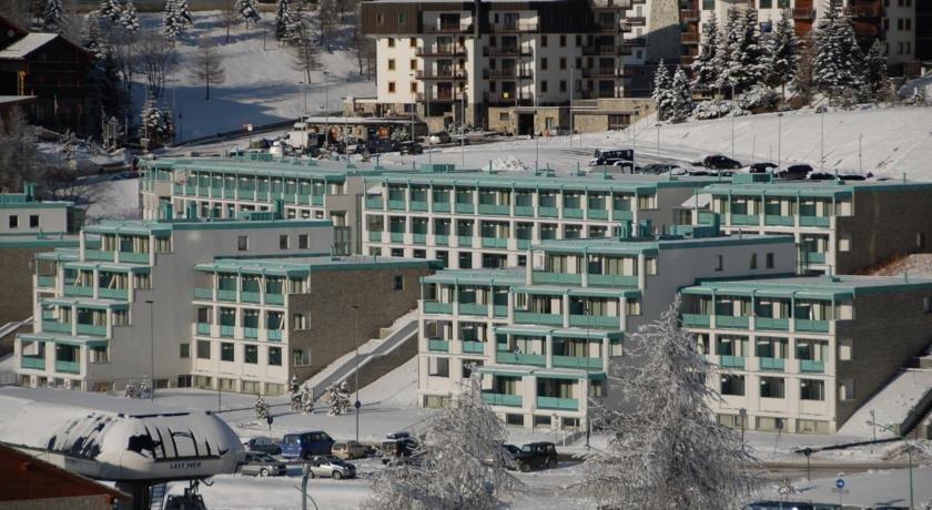 Villaggio Olimpico Hotel Sestriere