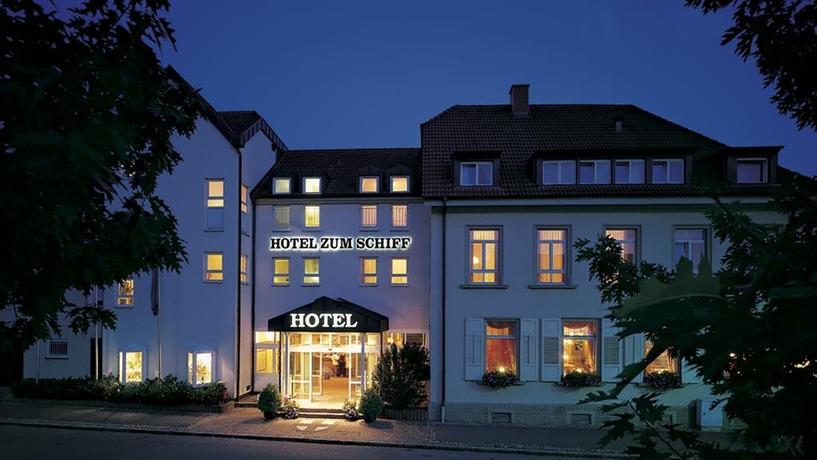 Hotel Zum Schiff Freiburg im Breisgau