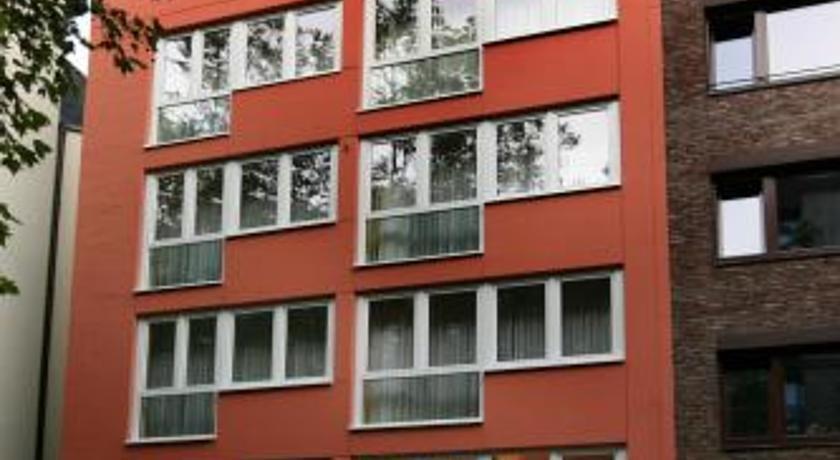 Hotel Drei Kronen Koln