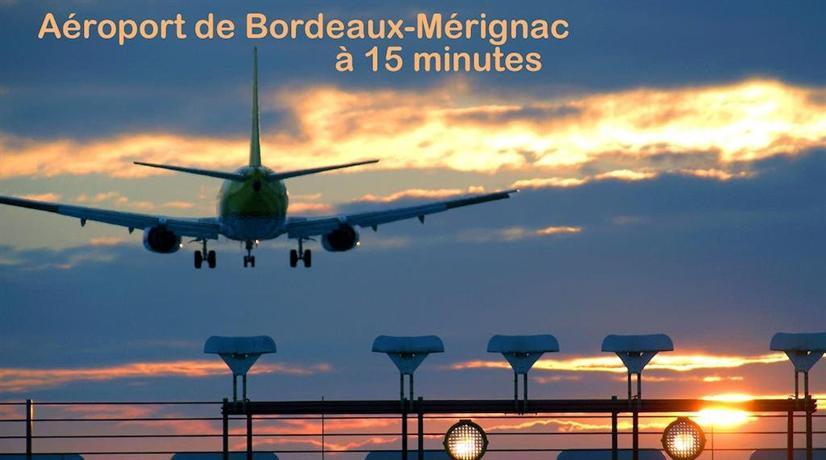 Hotel Arena Bordeaux Sud