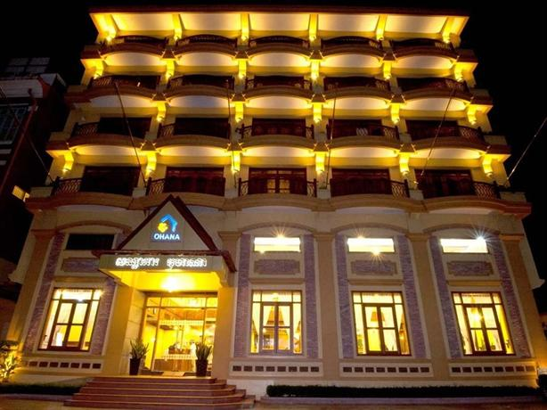 Guest Friendly Hotels in Phnom Penh - Ohana Phnom Penh Palace Hotel