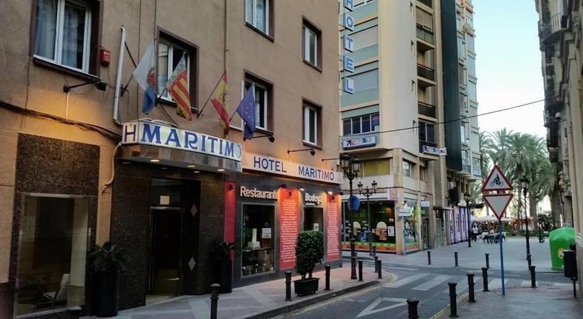 Hotel Maritimo Alicante