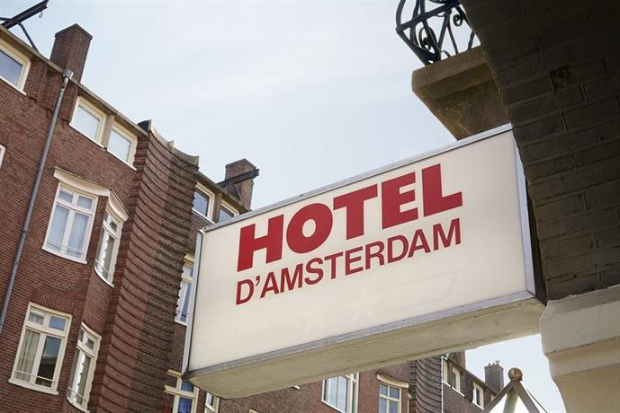 Hotel D Amsterdam Leidsesquare