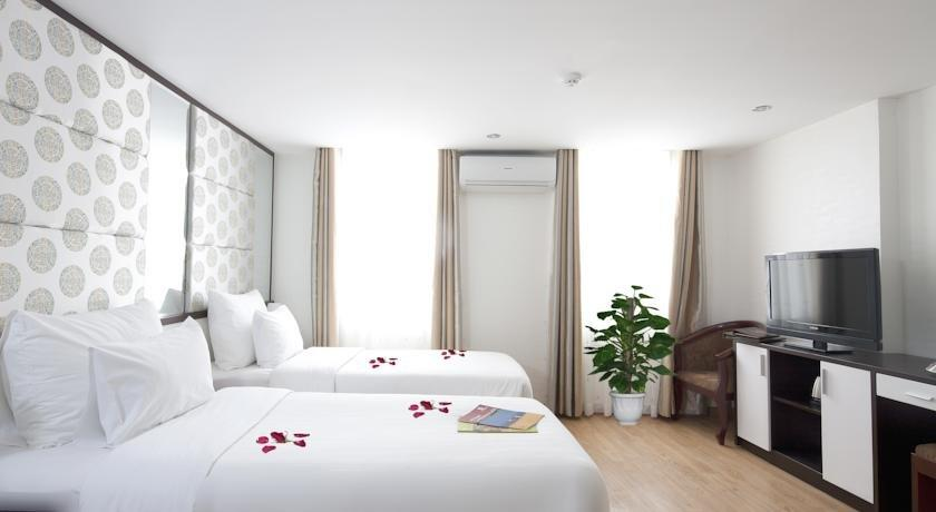 Hanoi Guest friendly hotels - Rising Dragon Villa Hotel