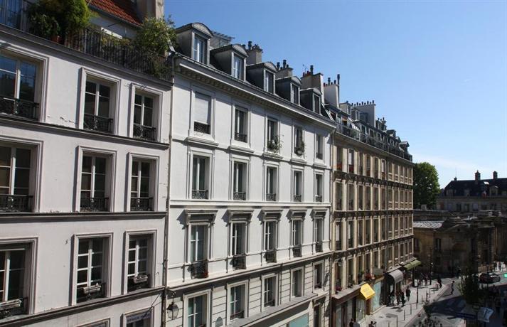 AtHome Hotel - Marais Beaubourg