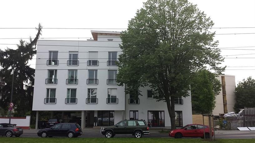Hotel Nidda Frankfurt