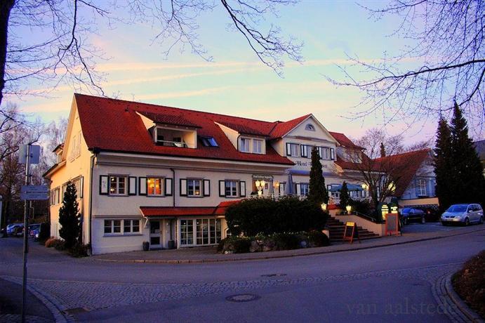 Hotel Zum Lieben Augustin Am See Bodensee