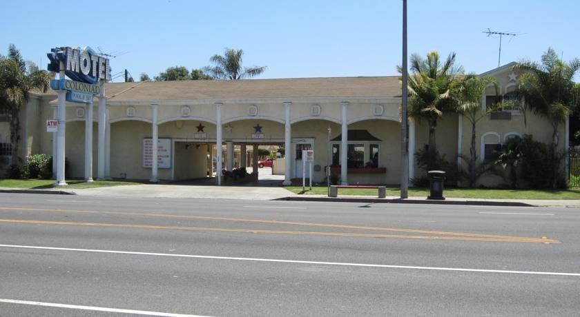 Motel  Long Beach Pacific Coast Highway