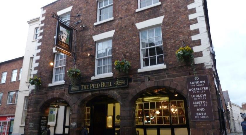 The Pied Bull Inn Chester