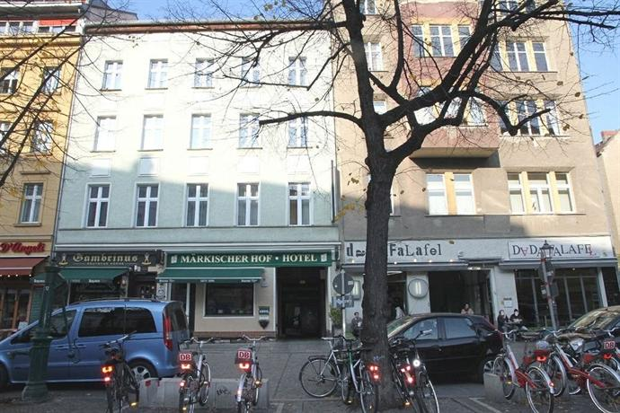 Hotel Berlin Markischer Hof Am Tacheles