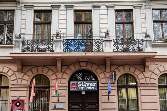 Silver Hotel Budapest City Center
