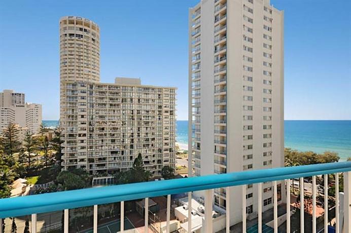 About Quarterdeck Apartments Gold Coast