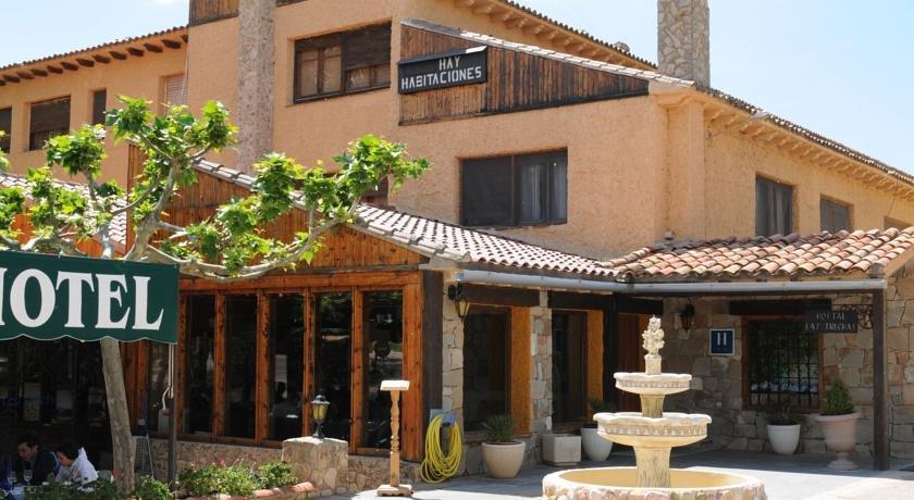 Hotel Las Truchas Nuevalos