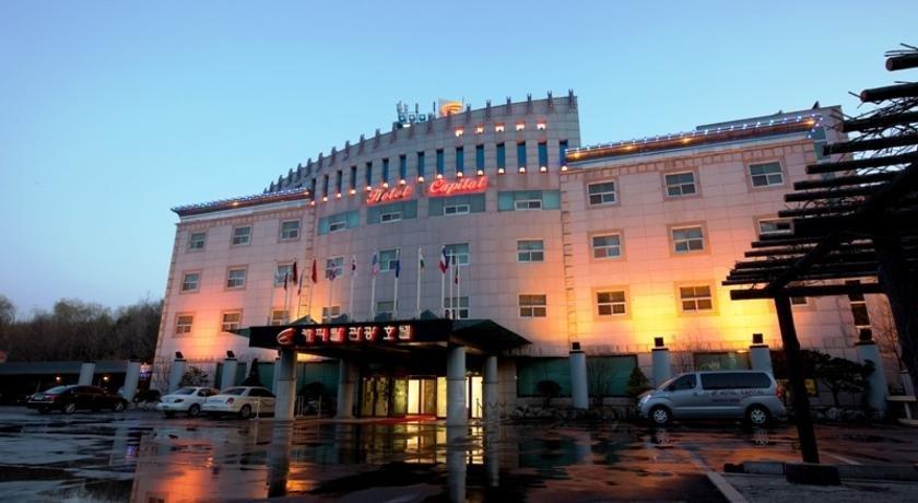 Incheon Hotel Capital