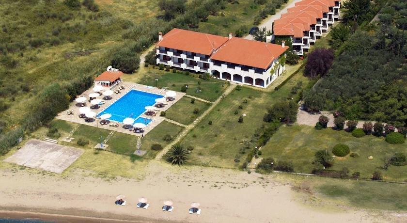 Alkinoos Beach Hotel Gerakini Halkidiki