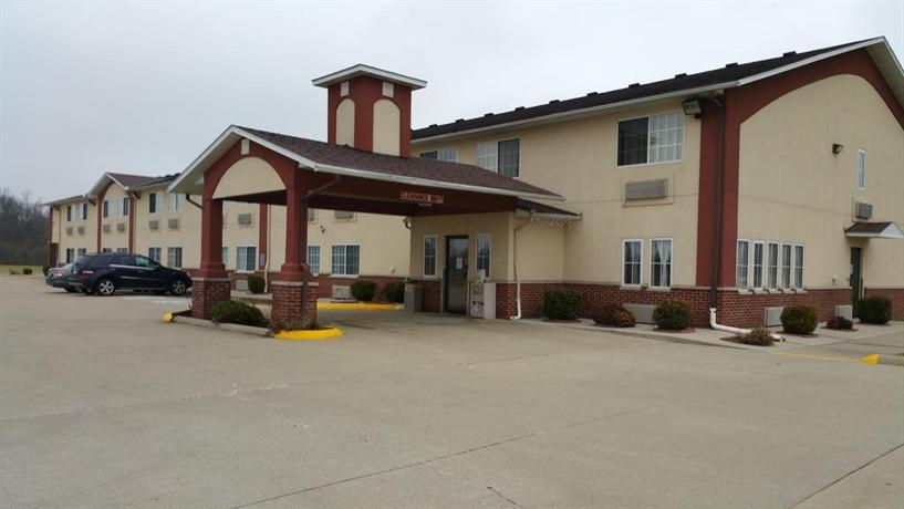 Super 8 by Wyndham Mt Carmel IL