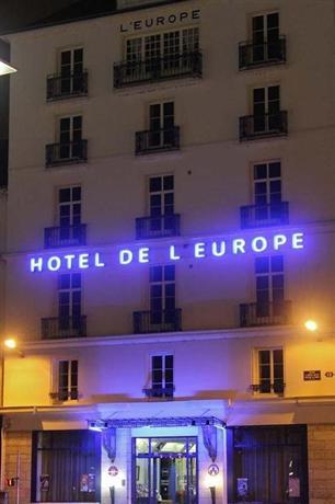 Hotel de L'Europe Tours