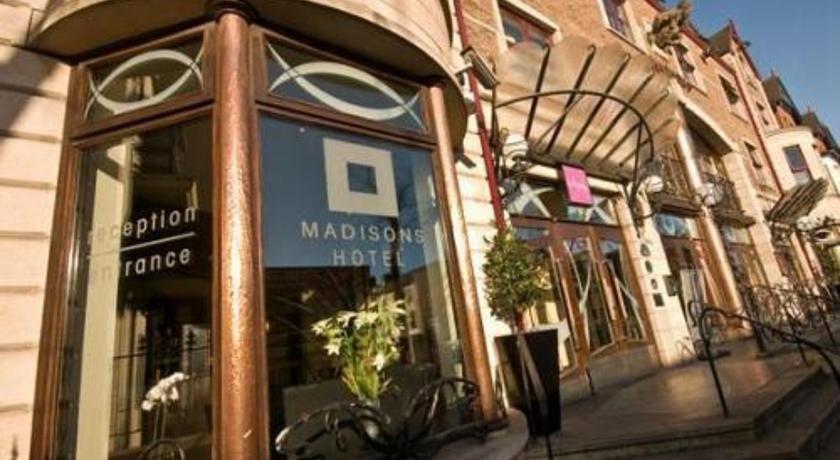 Madisons Hotel Belfast