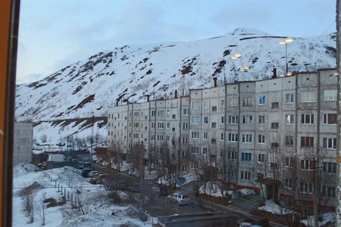 Apartamentyi v Kirovske