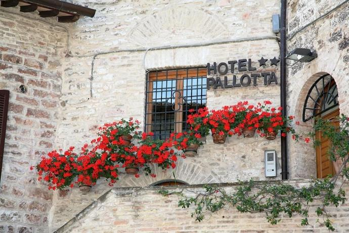 Hotel Trattoria Pallotta