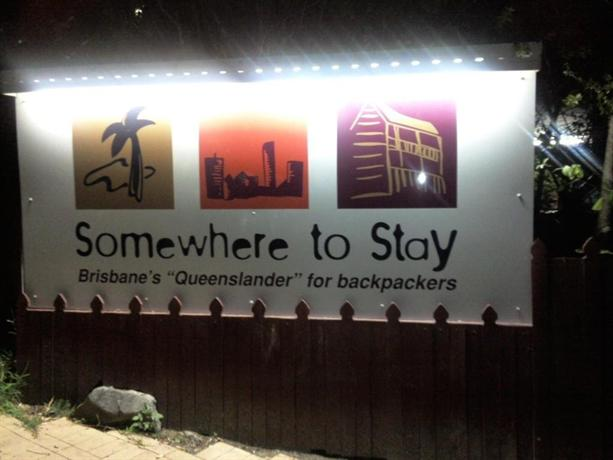Somewheretostay Backpackers