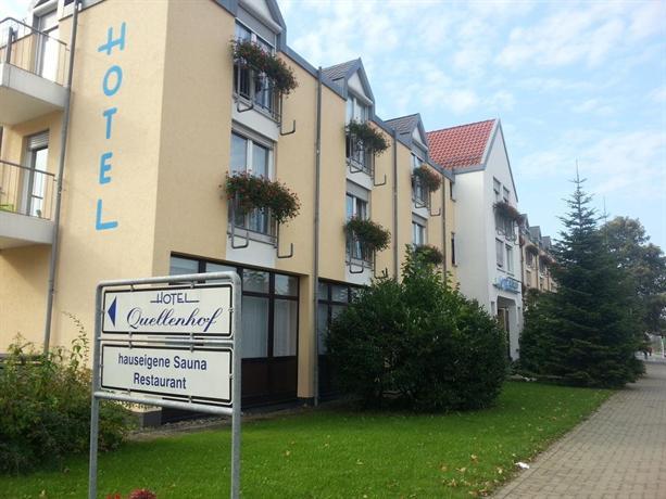 Hotel Quellenhof Salzgitter Bad