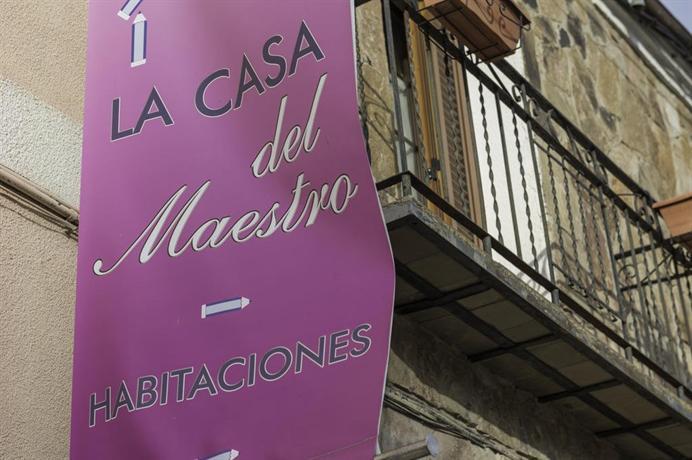La Casa Del Maestro Tardelcuende