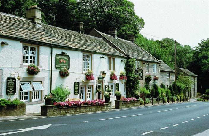 The Chequers Inn Curbar