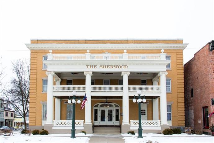 The Sherwood Hotel Greene