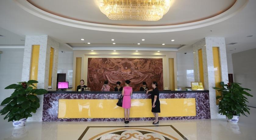 Times green lotus boutique hotel guilin die besten for Lotus boutique hotel