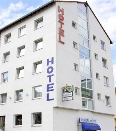 Europa Hotel Saarbrucken