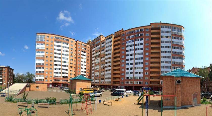 Apart-Hotel Irkutskie Berega