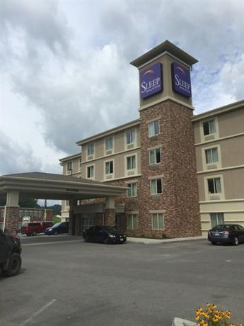 Sleep Inn And Suites Clintwood