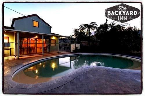 The Backyard Inn
