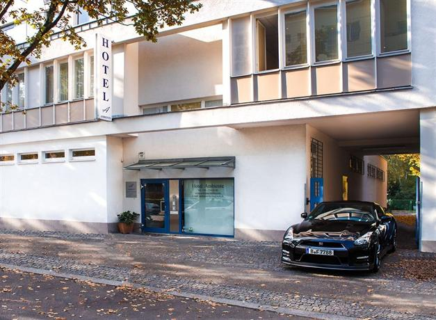 Hotel Ambiente Berlin City