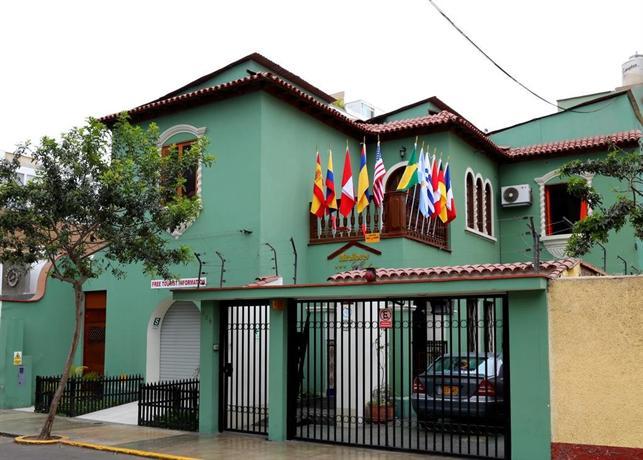 Hotel Miraflores Lodge Lima Compare Deals
