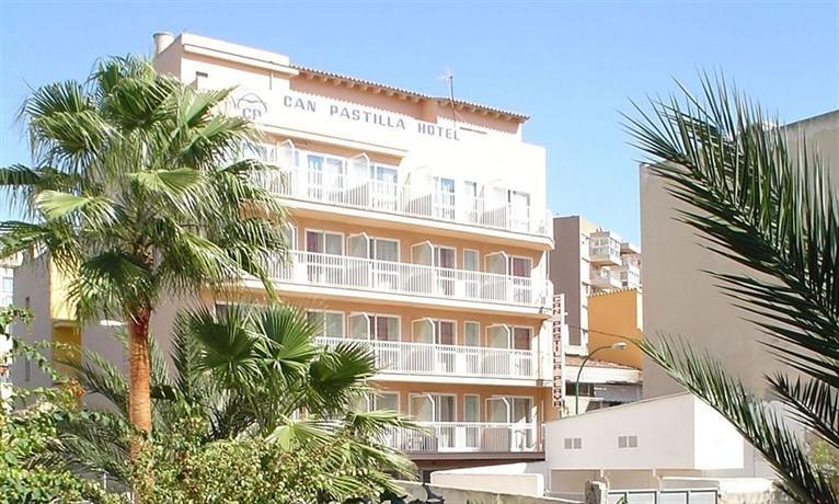 Hotel Amic Can Pastilla Отель Кан Пастилла