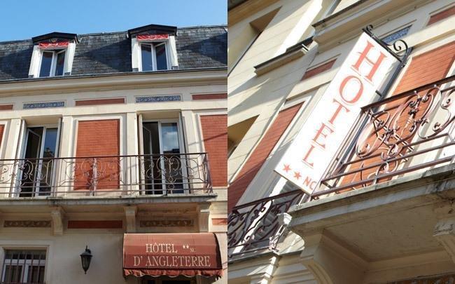 Hotel D'Angleterre Versailles