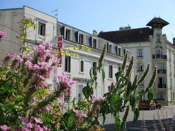 Hotel Montchapet Dijon Centre