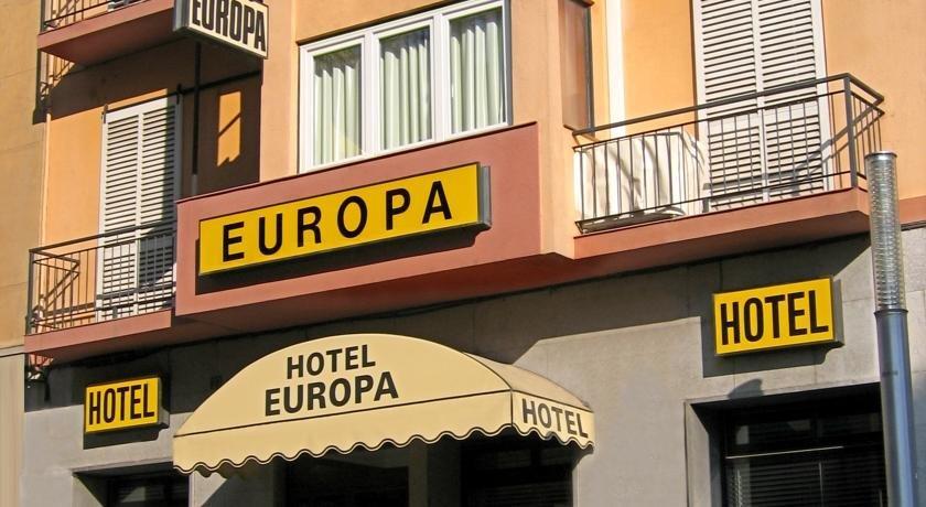 Europa Hotel Girona