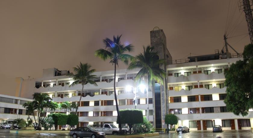San Antonio Hotel Tampico